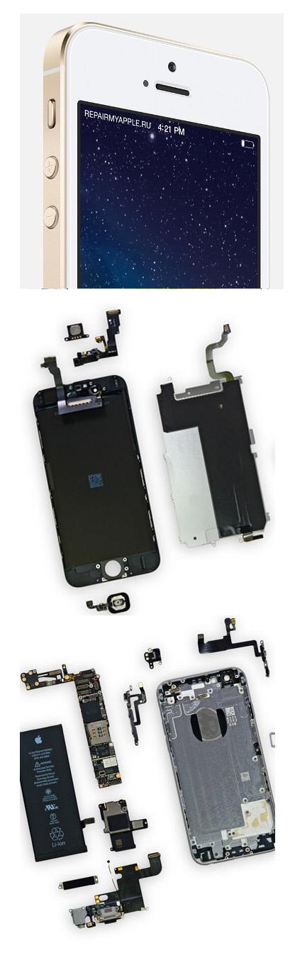 ремонт iPhone SE в Екатеринбурге