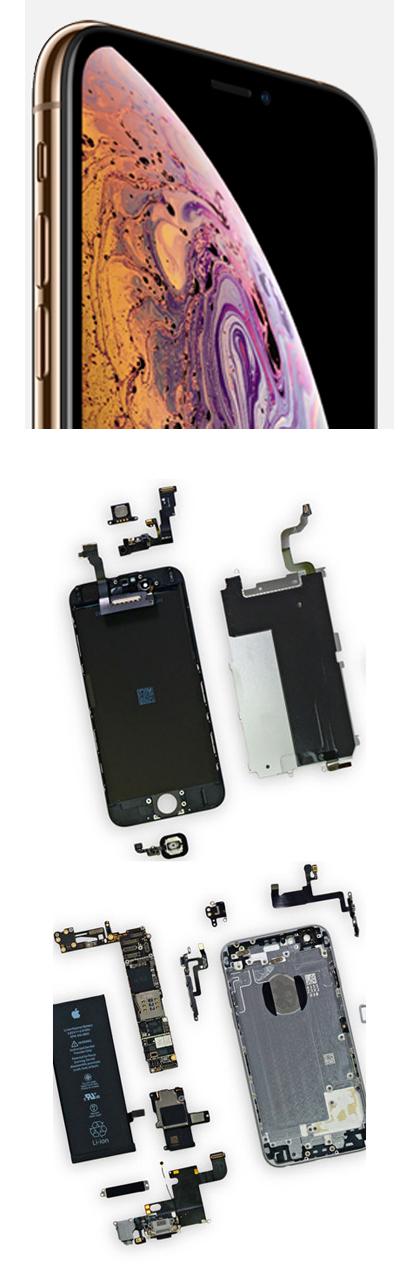 ремонт iPhone Xs Max в Екатеринбурге