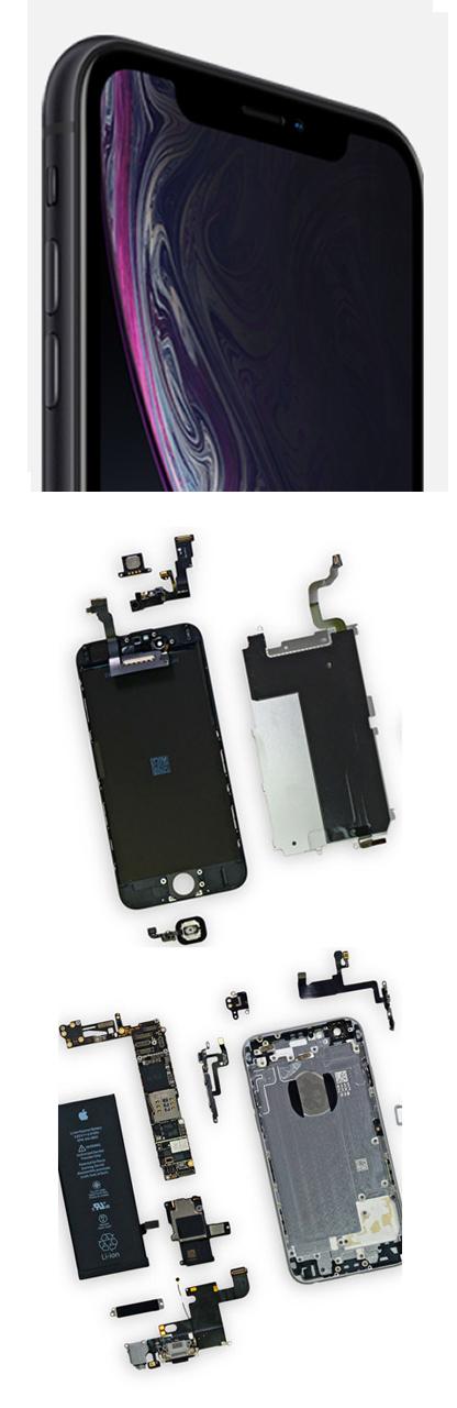 ремонт iPhone Xr в Екатеринбурге